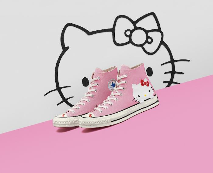 Converse x Hello Kitty, un sueño hecho realidad 5