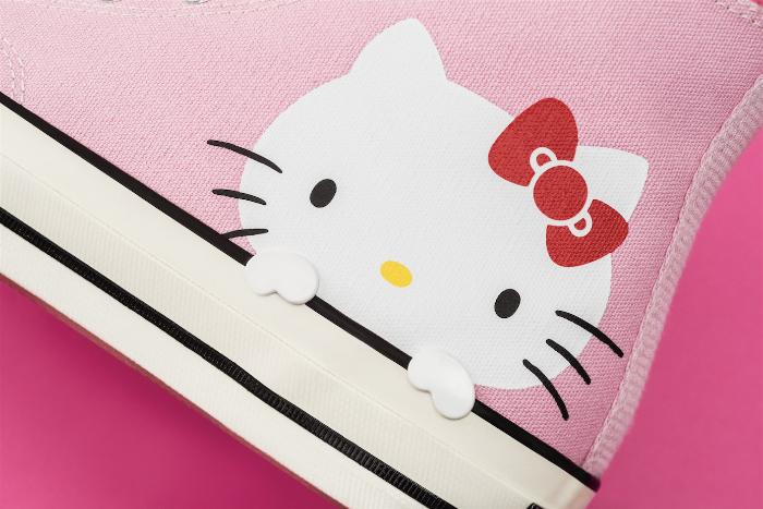 Converse x Hello Kitty, un sueño hecho realidad 6