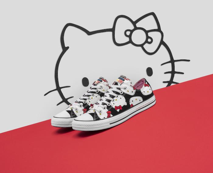 Converse x Hello Kitty, un sueño hecho realidad 7