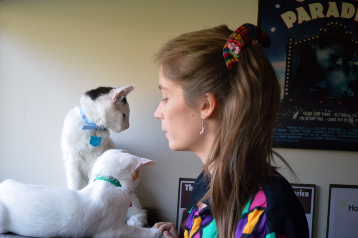 Mascotas & compañeras: Frida, Dalí y Josefina 1