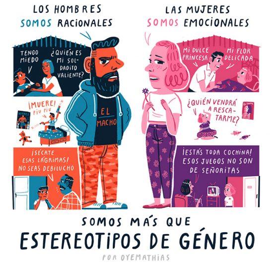 No Me Lo Digas Más: 13 frases cotidianas para entender la violencia de género 1
