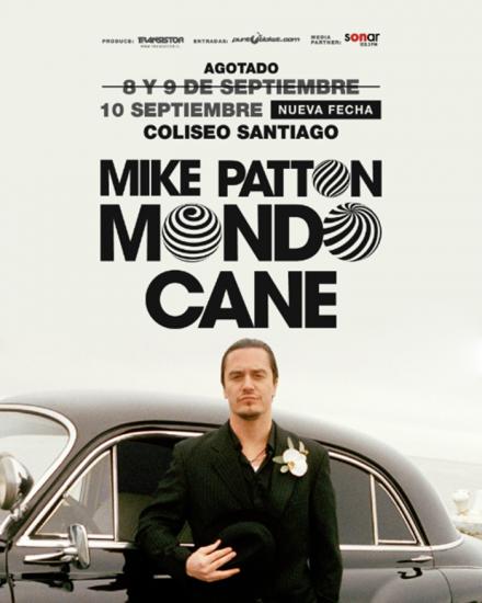 ¡Aun quedan entradas para la 3era fecha de Mondo Cane y Mike Patton! 1