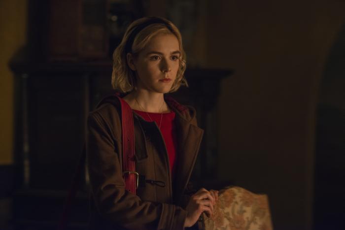 """5 razones por las que """"El mundo oculto de Sabrina"""" será tu nueva favorita de Halloween 3"""