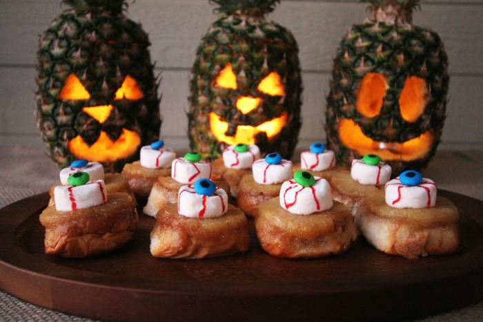 Recetas para Halloween ricas y tenebrosas 1