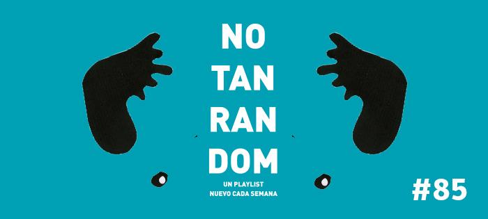 No tan random # 85
