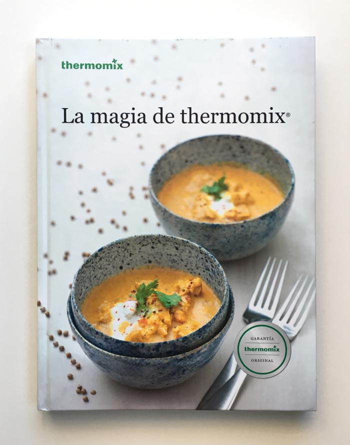 """Receta: Quinoto verde, del libro """"La magia de Thermomix"""" (el robot de la cocina) 1"""