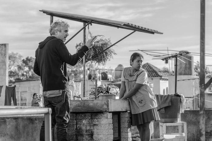 Roma: la realidad en blanco y negro de Alfonso Cuarón 2