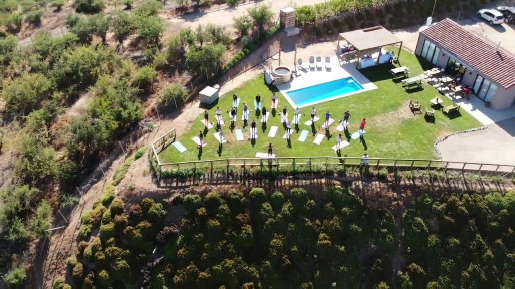 Senderismo, naturaleza y detox en la experiencia Move de Hush Puppies en Villas Toscanas 7