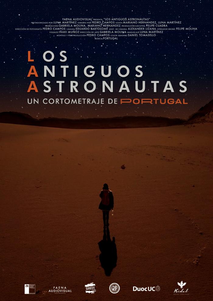 """Portugal tiene nuevo disco + cortometraje: """"Los Antiguos Astronautas"""" 1"""