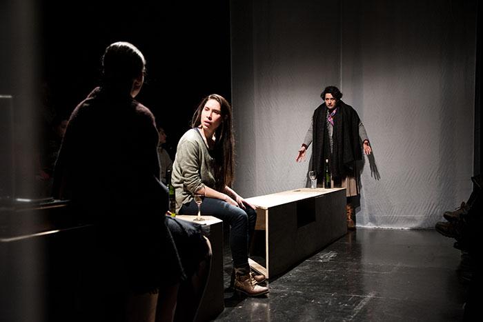 """Teatro: La memoria femenina resignifica su lugar en """"El país sin duelo"""" 1"""