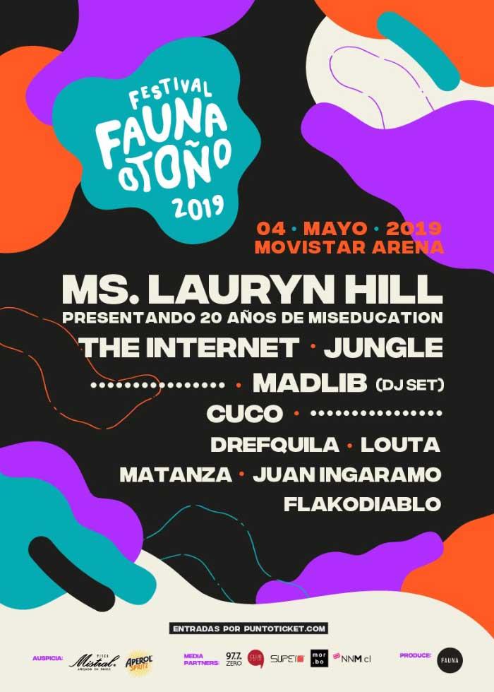 Fauna Otoño anuncia lineup completo para mayo 1