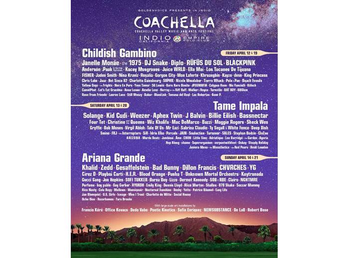 Mon Laferte, Javiera Mena y Tomasa Del Real: Las tres chilenas que van a Coachella 1