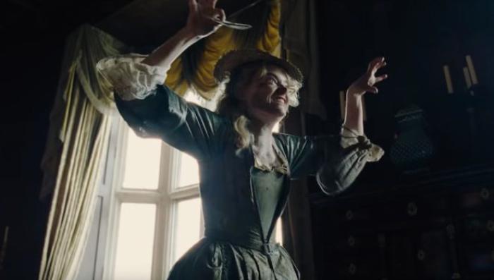 """""""La Favorita"""": El poder en manos de Olivia Colman, Emma Stone y Rachel Weisz 1"""