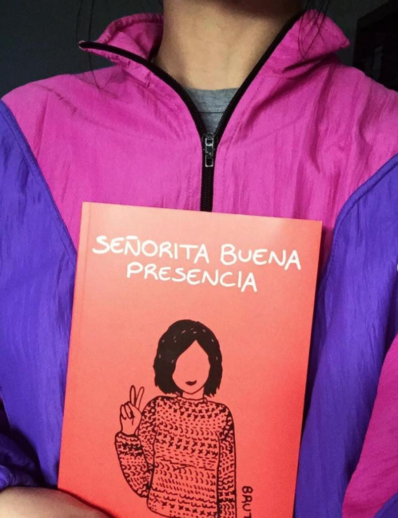 """Entrevista a Bernardita Olmedo: Con Bruta lanzó su primer libro """"Señorita buena presencia"""" 1"""