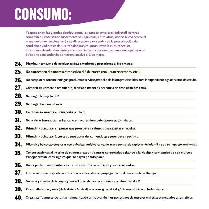 Todo sobre #LaHuelgaFeministaVa de este 8 de marzo 4