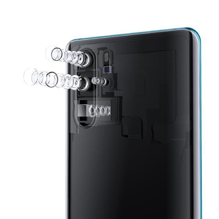 Las innovaciones fotográficas de la serie Huawei P30 y Huawei P30 Pro 2