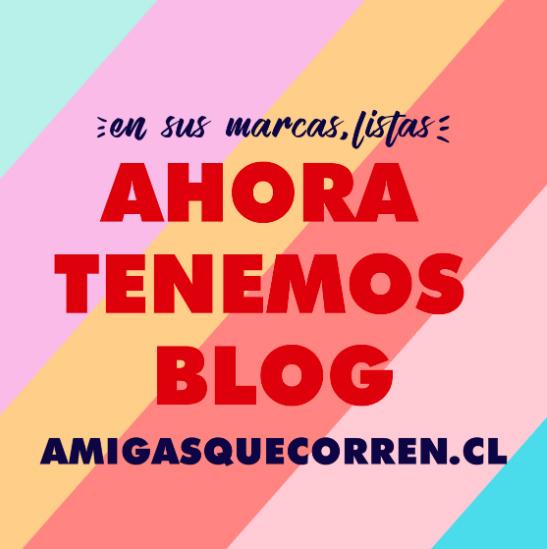 ¡Amigas que corren tiene blog! 4