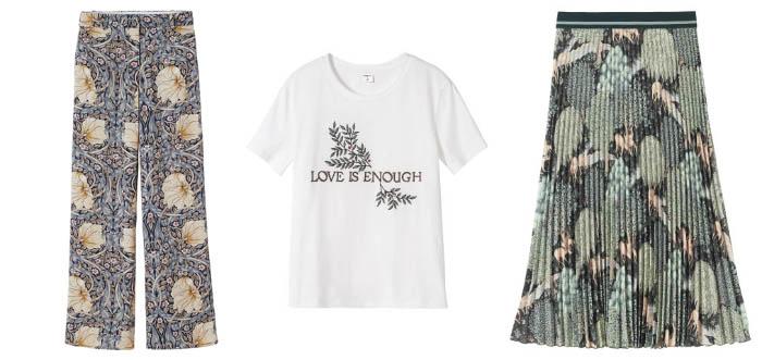 La relevancia artística de la colaboración Morris & Co x H&M 6