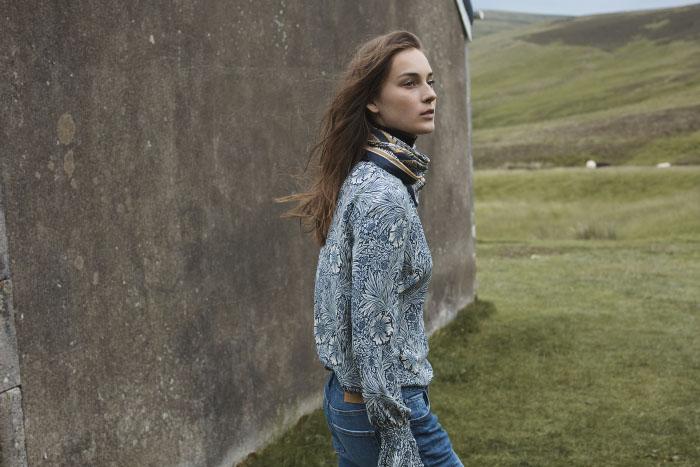 La relevancia artística de la colaboración Morris & Co x H&M 2