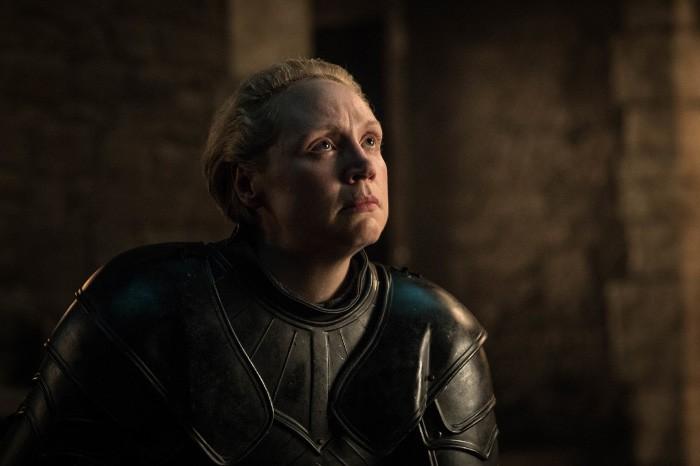 Brianne es titulada caballero Game Of Thrones