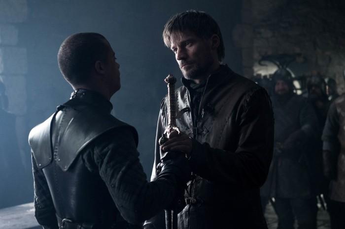 Comentemos Game of Thrones S08E02: A Knight of the Seven Kingdoms 1