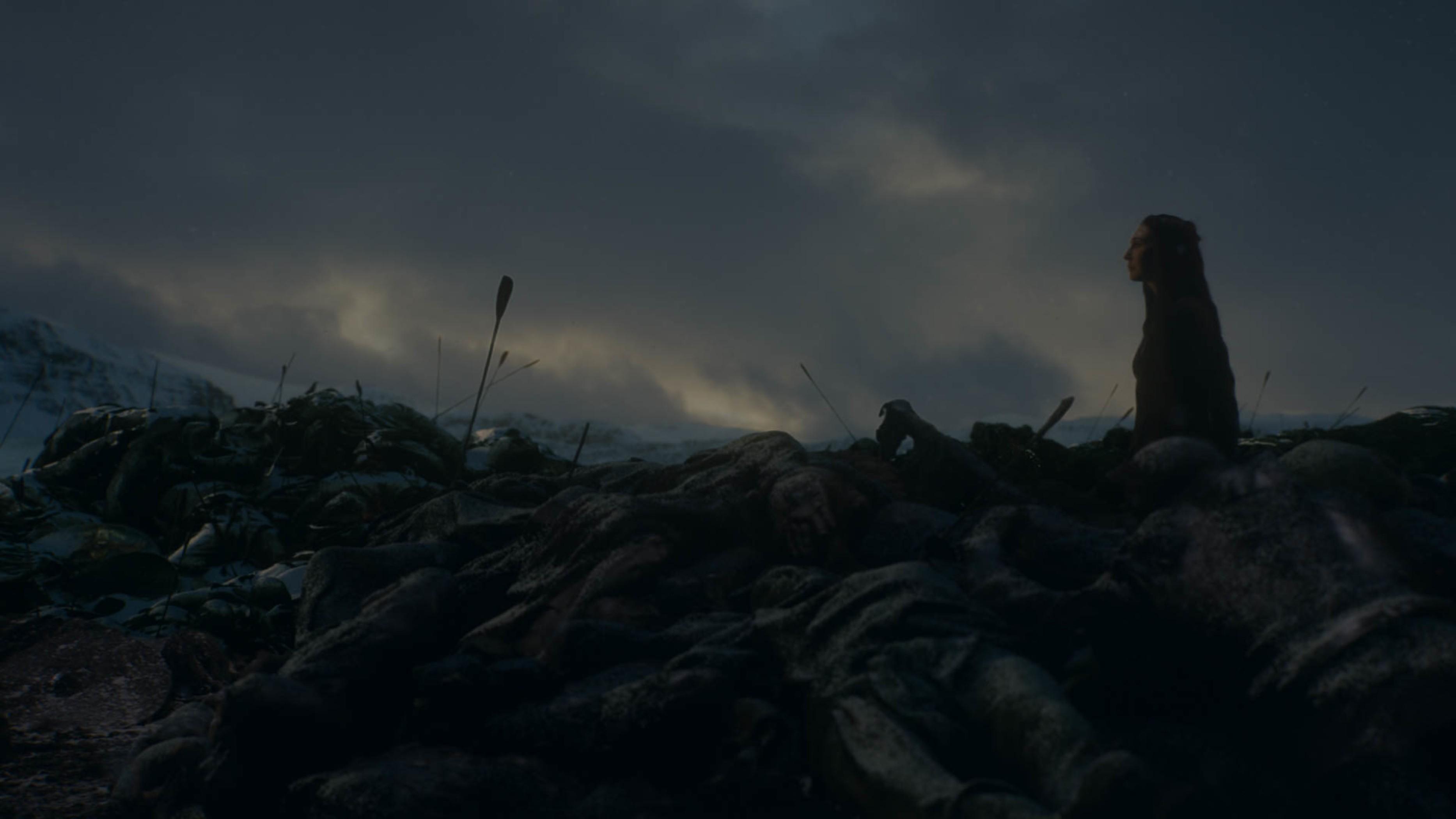 Game of Thrones S08E03: The Long Night - Resumen y comentarios 8