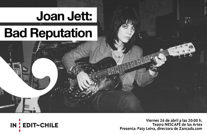 Documental Joan Jett