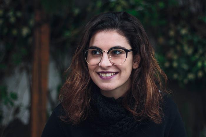 """Entrevista a Manuela Burr Tapia, directora del cortometraje """"Por mi y por todas"""" 1"""