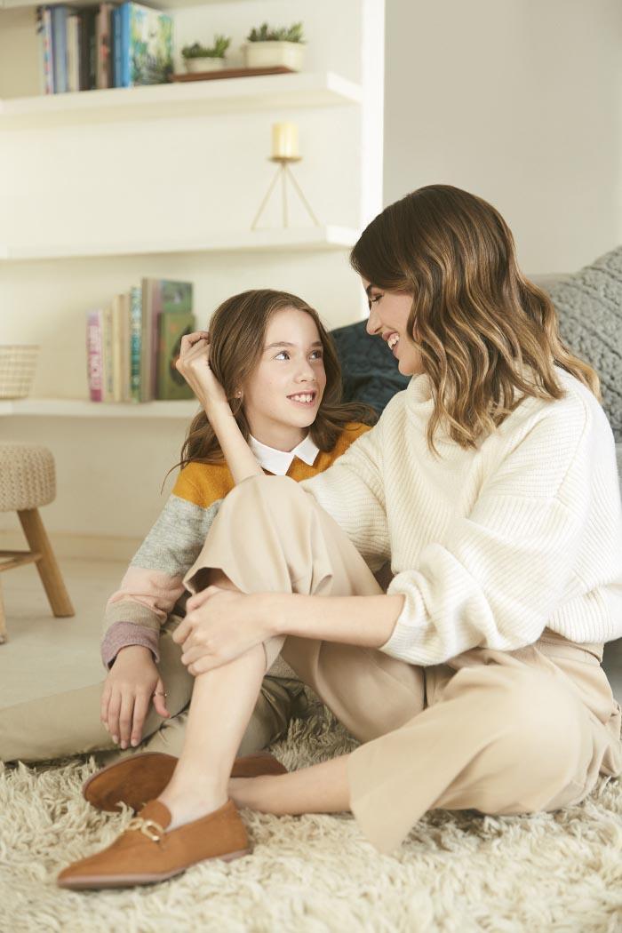 Millaray Viera y su hija Julieta para H&M 1