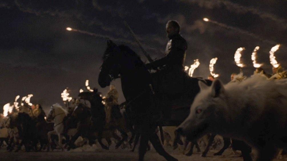 Game of Thrones S08E03: The Long Night - Resumen y comentarios 2