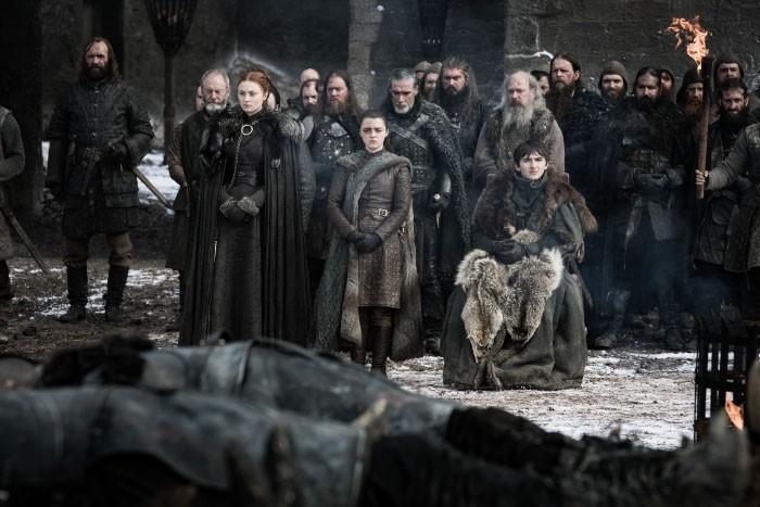 Game of Thrones S08E04: The Last of the Starks - resumen 1