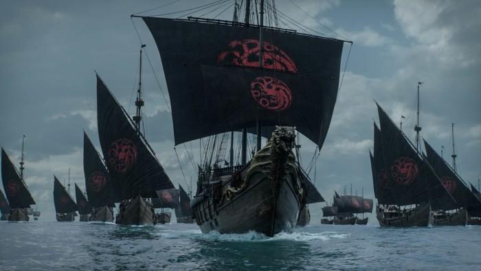 Game of Thrones S08E04: The Last of the Starks - resumen 3