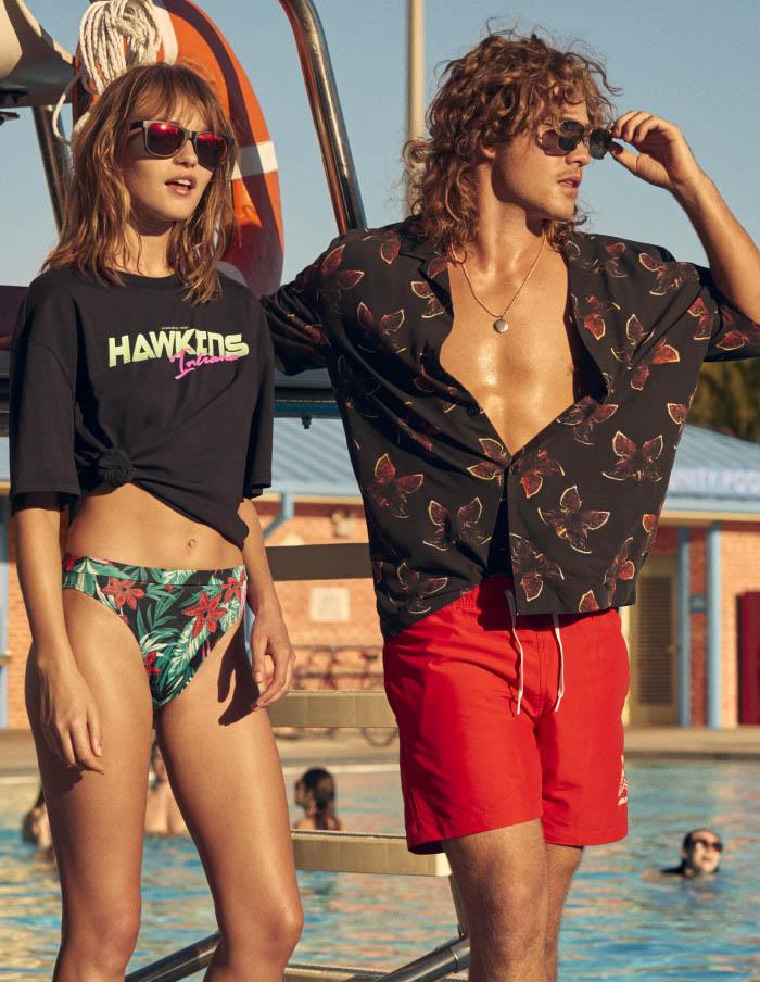 La soñada colección cápsula de H&M y Stranger Things 3