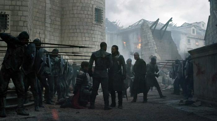 Game of Thrones resumen capítulo final
