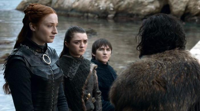 Game of Thrones S08E06 The Iron Throne, resumen del último episodio 10