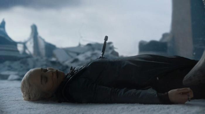 Game of Thrones S08E06 The Iron Throne, resumen del último episodio 1