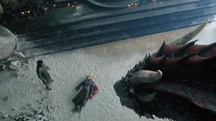 Game of Thrones S08E06 The Iron Throne, resumen del último episodio 7
