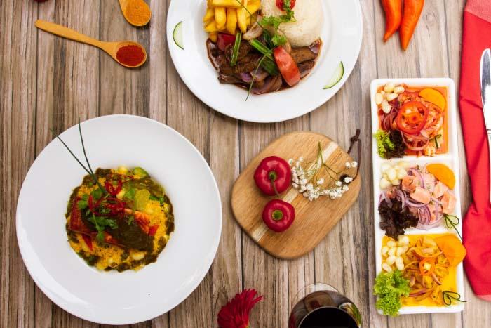 Celebra el día de la madre con las delicias de Rocoto, Curry y Masala delivery 1