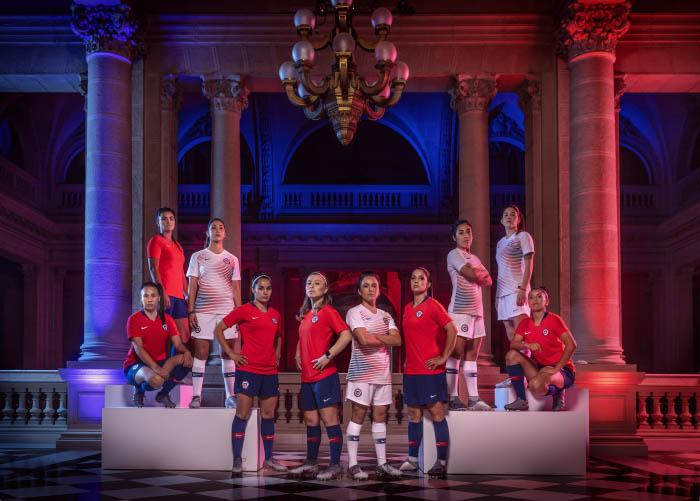 Francia 2019 Mundial fútbol femenino