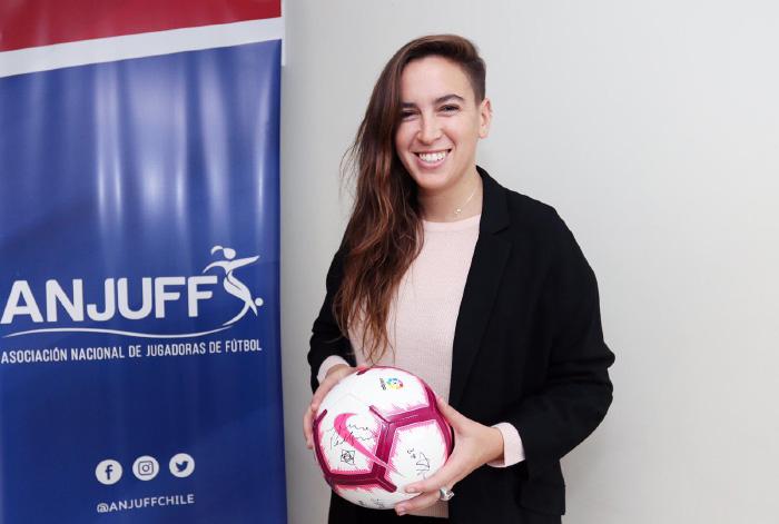 Entrevista a Iona Rothfeld –fundadora de la Anjuff–, desde el Mundial de fútbol femenino Francia 2019 3