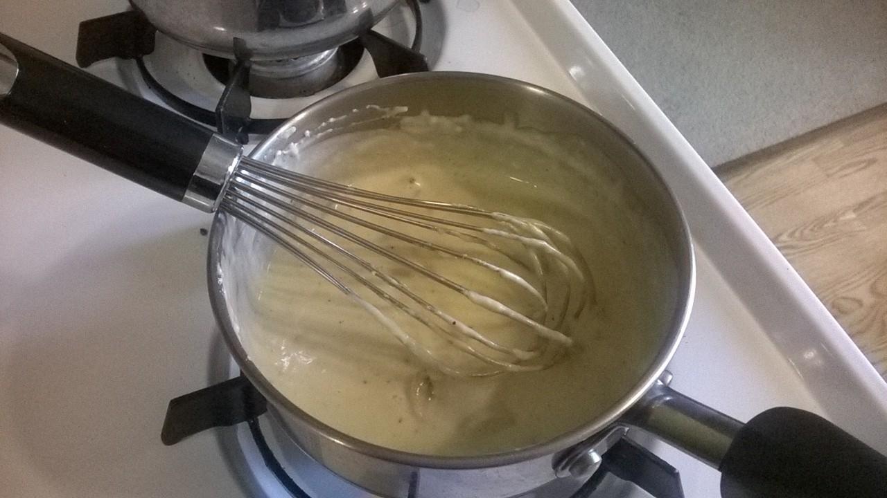 Salsa Blanca receta fácil y rica 1