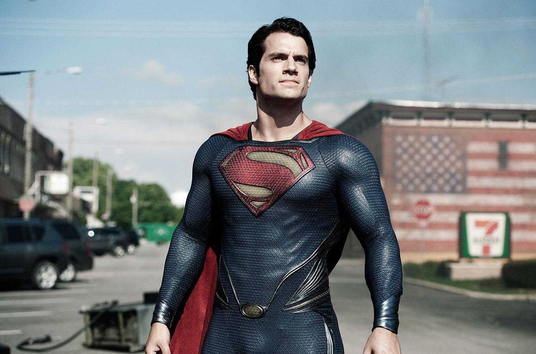 Henry Cavill será el nuevo Superman 1