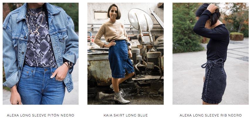 Cuestionario Zancada: Josefina Leniz, fundadora de la plataforma y marca de moda Cut y Paste 5