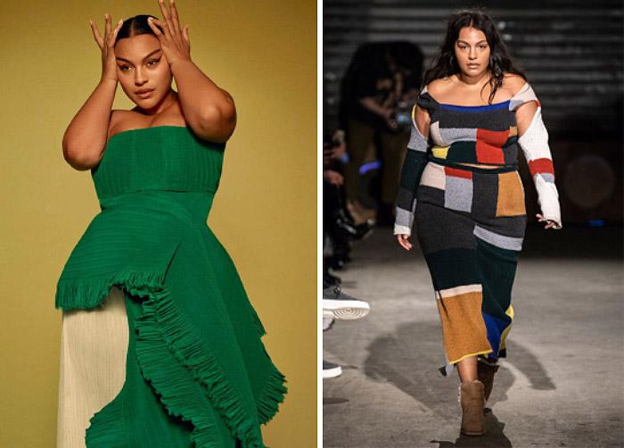 Paloma Elsesser, la supermodelo plus size de raíces latinas 2