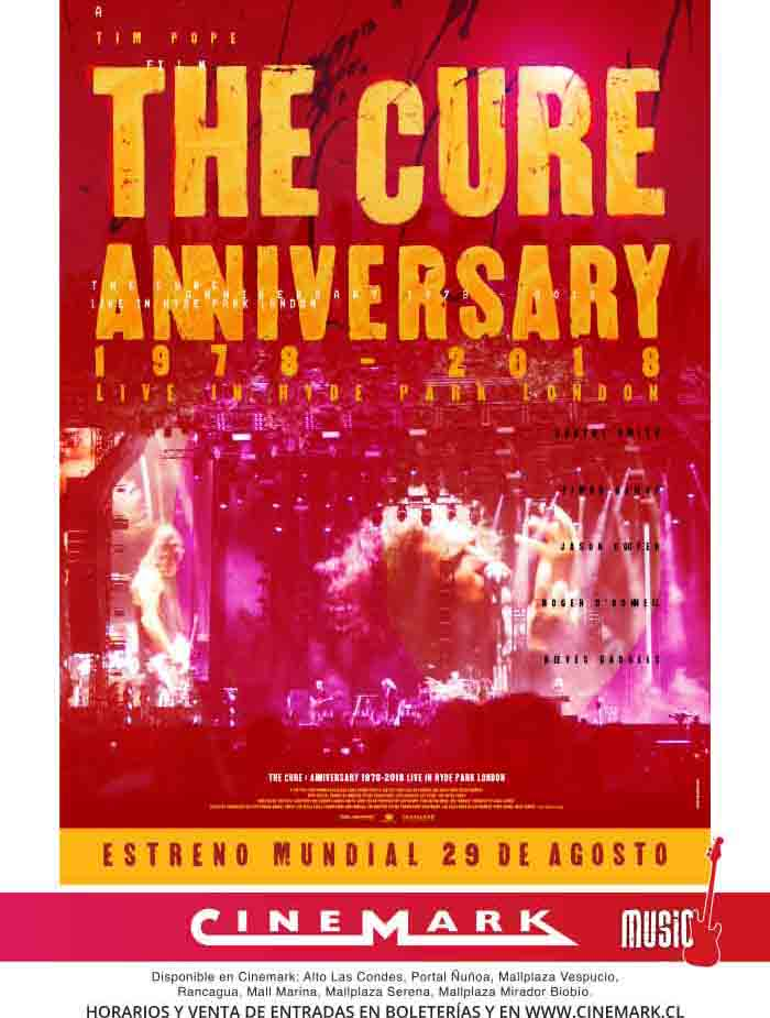 The Cure: Anniversary
