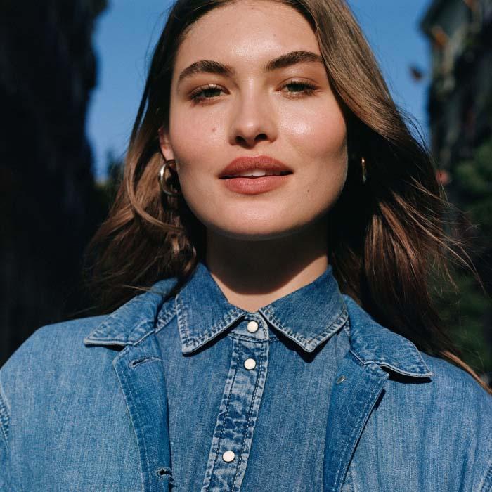 #Tonosdeazul en H&M: tu figura, tu Denim 2