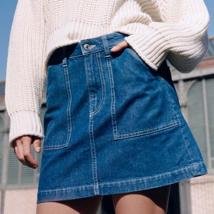 #Tonosdeazul en H&M: tu figura, tu Denim 5