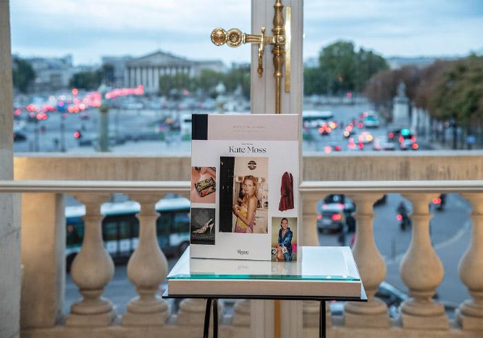Musings on Fashion and Style, el libro del Museo de la Moda y Kate Moss