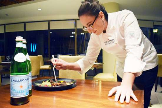 chef Mirna Carrasco