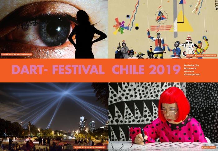 Programación Dart Festival Festival de Cine Documental sobre Arte Contemporáneo